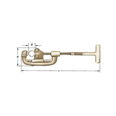 AMPCO Pipe Cutter