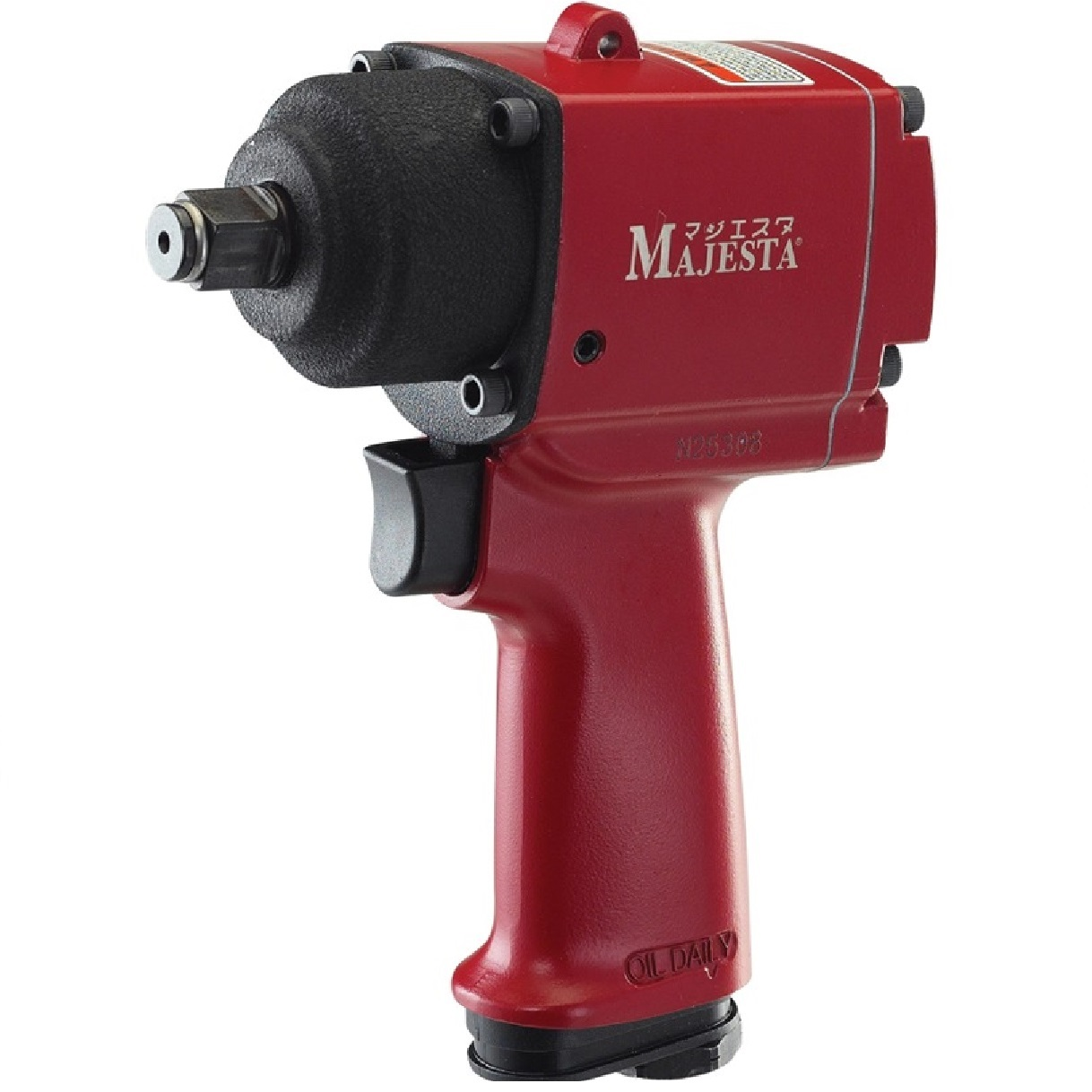 """Majesta WR-4053, 1/2"""" Air Impact Wrench Ultra Duty"""