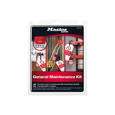 MasterLock General Maintenance Kit