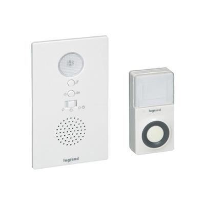 Legrand Wireless Door Chime w/ Light Vision