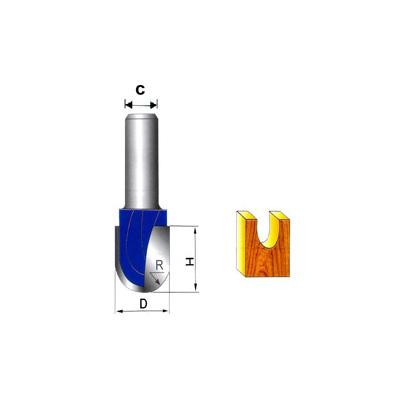 G-Tech 92-8, Tungsten Carbide Round Nose Bit