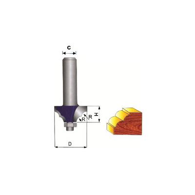 G-Tech 92-10, Tungsten Carbide Double Round Bit