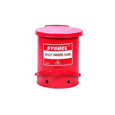 Sysbel WA8109700, Oily Waste Can, 21 GAL