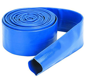 """High Pressure Water Discharge Outlet Hose """"Sunny Hose"""" 2in X 95Metres"""