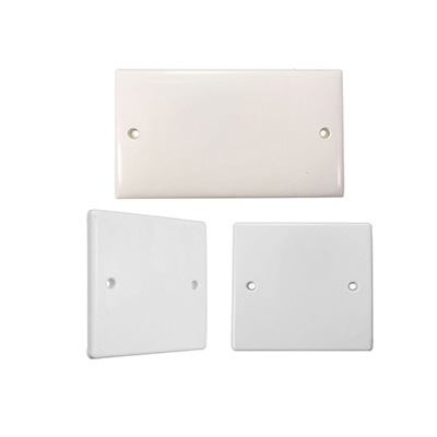 CHW Blank Plate For All Brands Switches & Socket Box