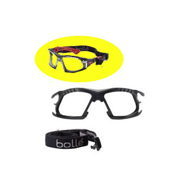 Bolle Accessories, 1662320, Gasket Seal & Head Band