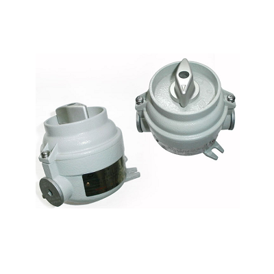Warom BZM-16B, Explosion Proof, ON/OFF Switch