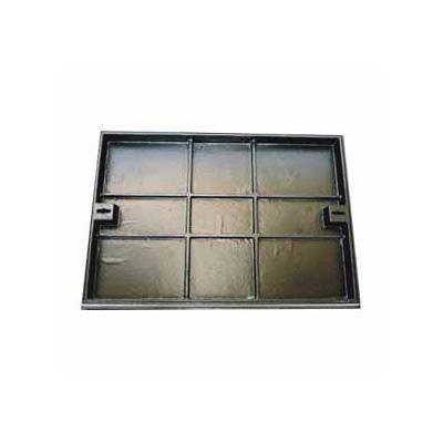 Cast Iron Light Duty Inspection Cover & Frame For Tiles & Mosaics