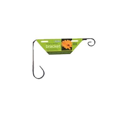 Mini Bracet For Wall Gardening Hanger L3 Brown