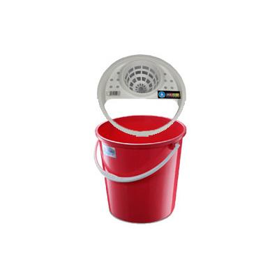 Unica Art.500, Water Pail W/ 505 Mop Squeezer Set