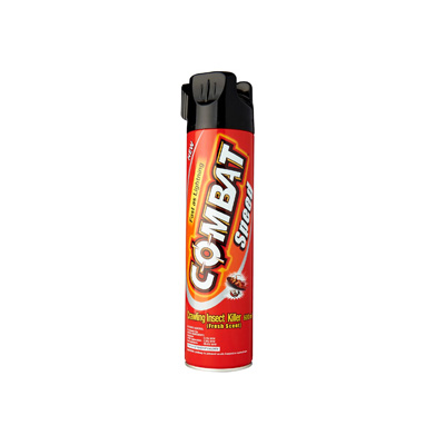 Combat Speed Crawling Insect Killer 600ml