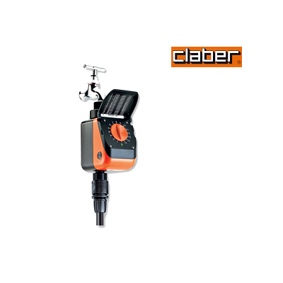Claber 8422 Aquauno Logica Water Timer