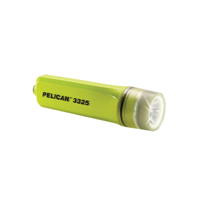 Pelican 3325, Safety Approved LED Flashlight, 171 Lumens