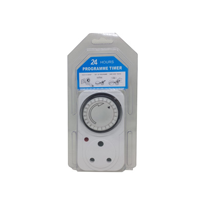 24 Hours Electric Timer 15Amp
