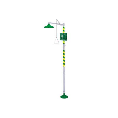 Haws 8100 Axion MSR Free Standing Shower Drench Shower Emergency Shower