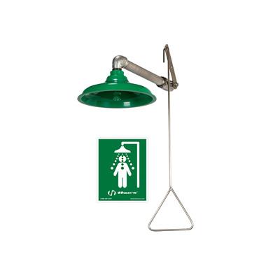 Haws 8122 AXION® MSR Emergency Drench Shower