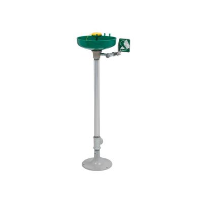 Haws 7261-7271 Pedestal Mount Eye/Face Wash Free Standing Axion MSR
