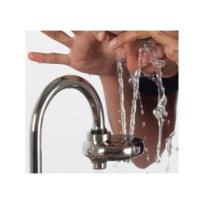 Haws AXION eyePOD Unique Faucet Mounted Eyewash Universal On Most Tapware
