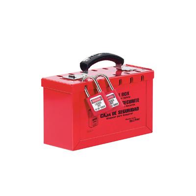 Masterlock No. 498A Latch Tight™ Portable Group Lock Box