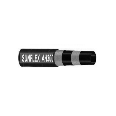 SUNFLEX AH300 Series Air/Water Hose 300PSI For Medium & Heavy Duty Weather Resistant Working Hose