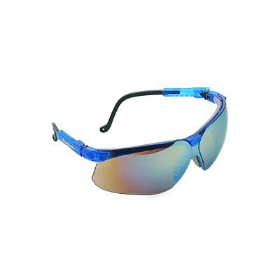 SnapOn USA GLASS20BLM Blue, Mirror Lens S/O Logo