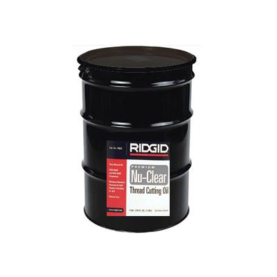 Ridgid Nu-Clear Threading Oil 55 Gallon / 208 Litres
