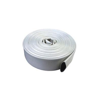 "CCS Certified White Color Fire Hose (2.5""/65MM) WP 10 Bar"