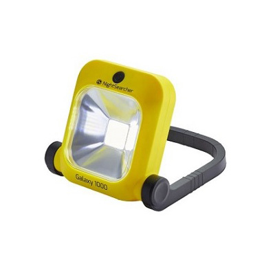 NightSearcher 514101 Galaxy 1000 Rechargeable LED Floodlight