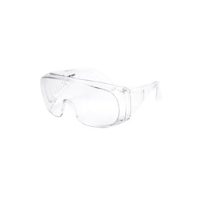 Steve & Leif SL-9002C, Safety Goggle, Wide, Z87 Clear Lens