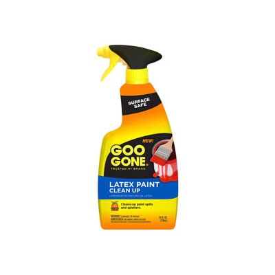 Goo Gone Latex Paint Clean Up 14oz