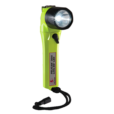 Pelican Little Ed 3610, Safety Approved LED Flashlight