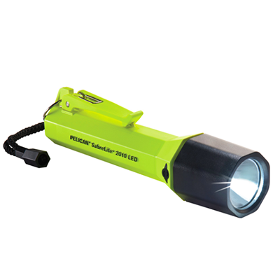 Pelican SabreLite 2010, Safety Approved LED Flashlight