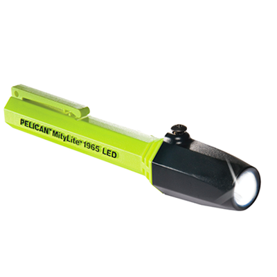 Pelican MityLite 1965, Safety Approved LED Flashlight