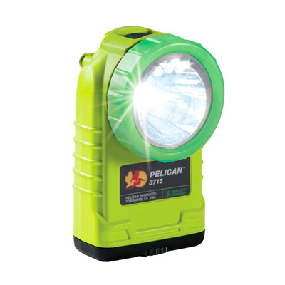 Pelican 3715PL, Safety Approved Right Angle Light, 233 Lumens