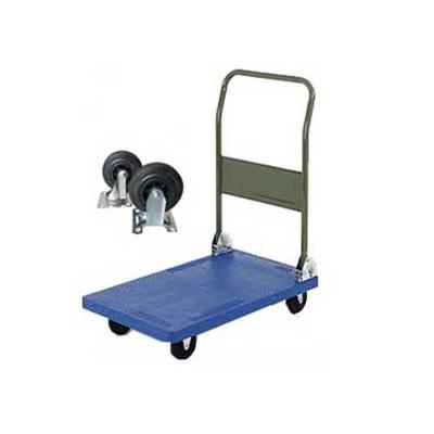 Heavy Duty Foldable Trolley, 150KG, Blue
