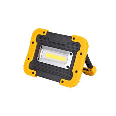 Rechargeable LED Work Light 750 Lumens, 10W COB