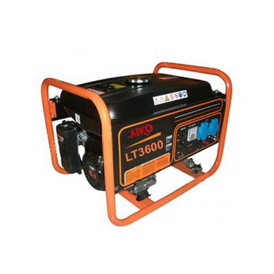 Aiko LT3600B, 6.5HP Gasoline Generator 2.5KW