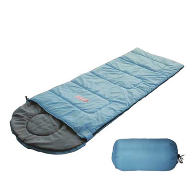 Coleman 24090A GO! C25 Hooded Sleeping Bag