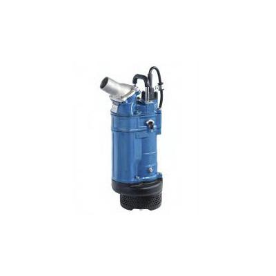 "Tsurumi Electric Three-Phase Submersible Pump KTZ43.7 (3"")"