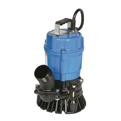 "Tsurumi Manual Electric Submersible Pump HS3.75S-61 (3"")"