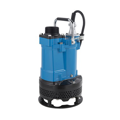 "Tsurumi Electric Wear Resistant Submersible Pump KTV2-80 (3"")"