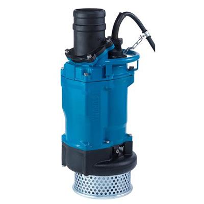 "Tsurumi Electric Three-Phase Submersible Pump KTZ-611 (6"")"
