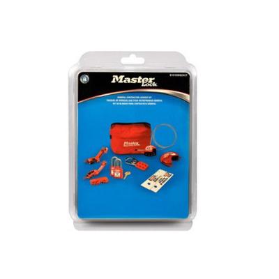 MasterLock S1010DELECKIT, Safety Lockout Kit, Electrical Focus