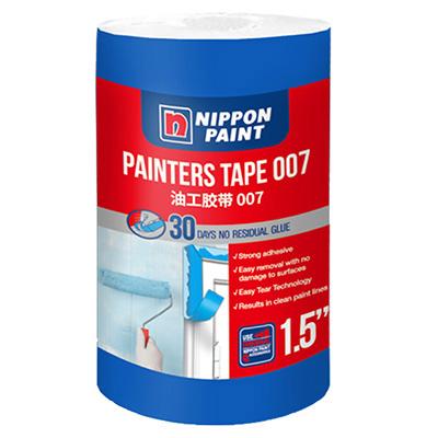 "Nippon Paint 1.5"" Painters Tape 007 (Tube Of 3)"