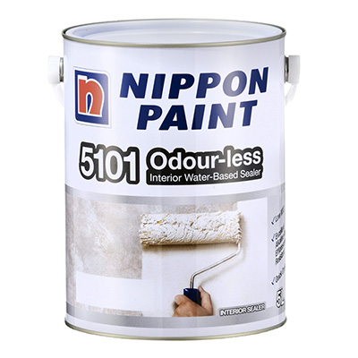 Nippon Paint 5101 Odour-less Interior Water-Based Sealer