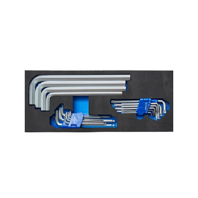 BluePoint BPS14, L-Shape Wrench Set