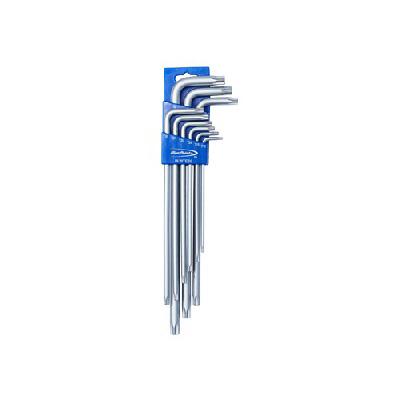 BluePoint BLWTES9, 9PC, L-Torx, Extra Long Arm Key Set (T10 - T50)