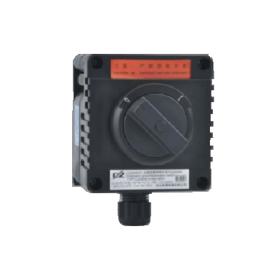 Warom CZ0240 Series, Explosion Proof ON/OFF Light Switch