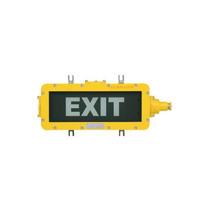Warom BAYD-BF, Explosion Proof, Emergency Exit Light LED, 220-240V