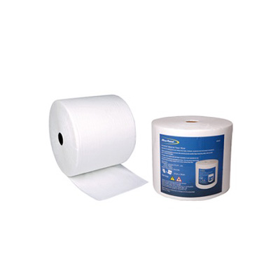 BluePoint BPAP1, Industrial Jumbo Roll Paper Wipers, Per Roll, Made in USA